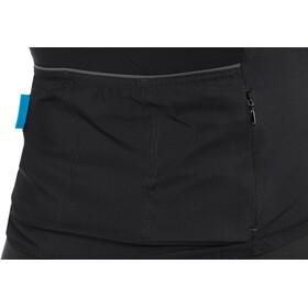 Cube SLT Kortærmet cykeltrøje Damer, black'n'blue
